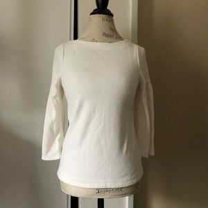 A New Day Bell-Sleeved Top